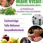 Main Vital! Marktheidenfeld aktiv. ...der Wohlfühltag für Gesundheit, Fitness und Schönheit.