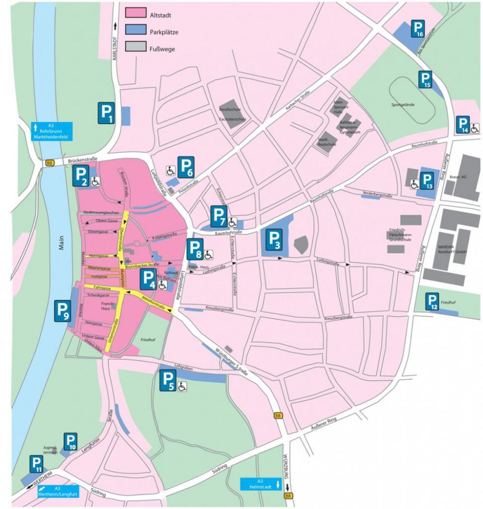 parkplatzplan
